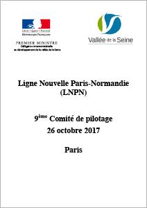 LNPN 2017-10-26 RdC Copil LNPN Rouen